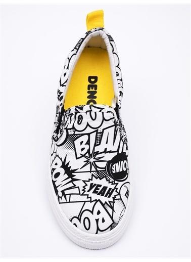 Denokids Çizgi Roman Erkek Çocuk Sneakers Renkli